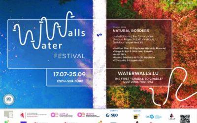 WaterWalls Festival 17.07 – 25.09.2021